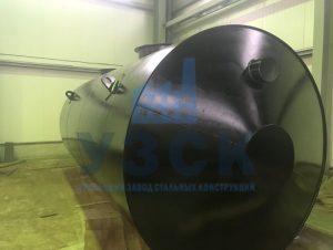 Емкость подземная дренажная ЕП 25-2400-2800-1 в Кентау