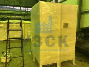 Упаковка продукции для АЭС в Энгельсе
