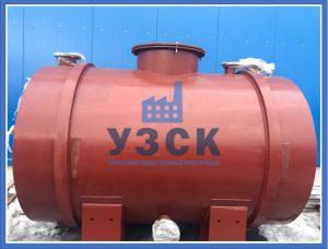 Резервуар для воды и спирта в Ачинске