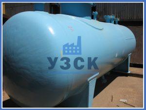 Резервуар РГС в Ачинске