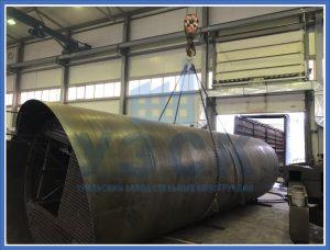 Резервуар РВС стальной в Долгопрудном