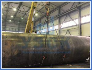 Резервуар РВС стальной в Ачинске