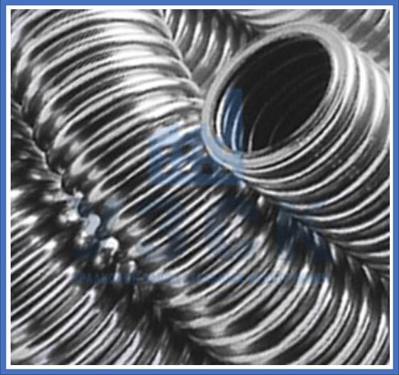 рукав металлический вальцованный, РМВ, металлорукав, образец продукции в Нижнекамске