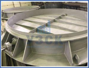 Клапаны ПГВУ, ОСТ, КЛК Ду 2800 от завода в Долгопрудном