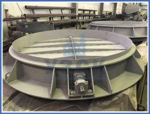 Клапаны ПГВУ, ОСТ, КЛК Ду 2800 от производителя в Долгопрудном