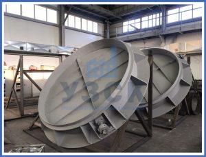 Клапаны ПГВУ, ОСТ, КЛК Ду 2800 от производителя в Ачинске