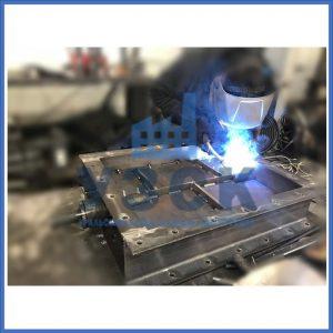 Производство клапанов ПГВУ прямоугольных в Ачинске