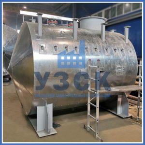 Емкость с тепло и гидроизоляцией оцинкованная