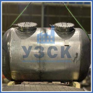 фото фильтра ФСУ из нержавеющей стали